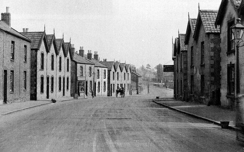 Kellaway Avenue 1910 - About