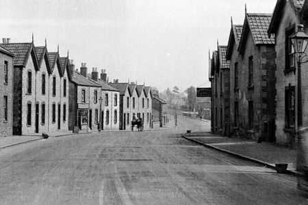 Kellaway Avenue 1910 Edited SMALL - About