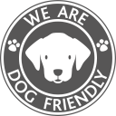 Dog Friendly website badge 128x128 - Home