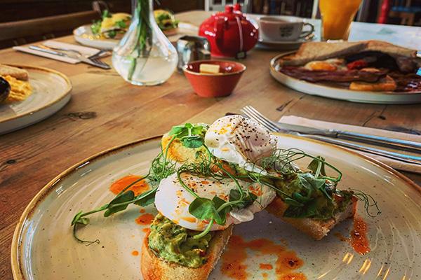 breakfasteggs - The Old Spot Club
